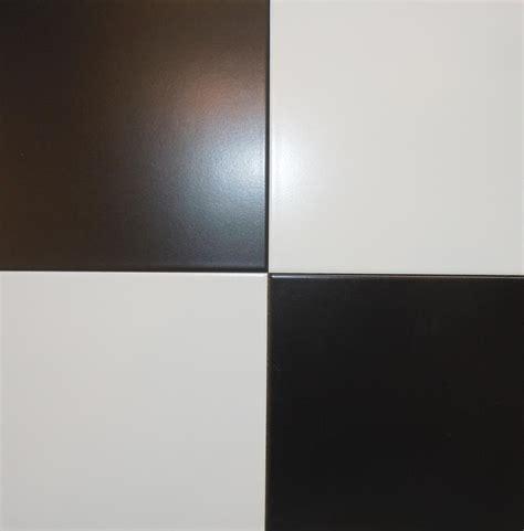 black and white ceramic tile home designs