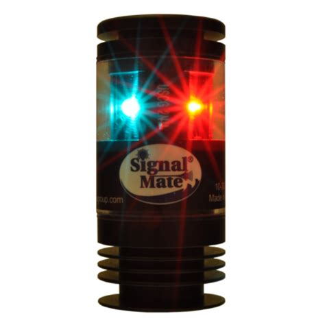 port and starboard colors 2nmbi225 signal mate 2nm bi color port and starboard