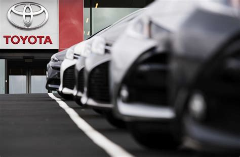 toyota recalls more than 3 million cars air bags and