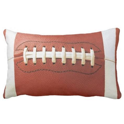 Pillow Academy by Home Accessory Imgeee Football Pillow Sportsfan Sports