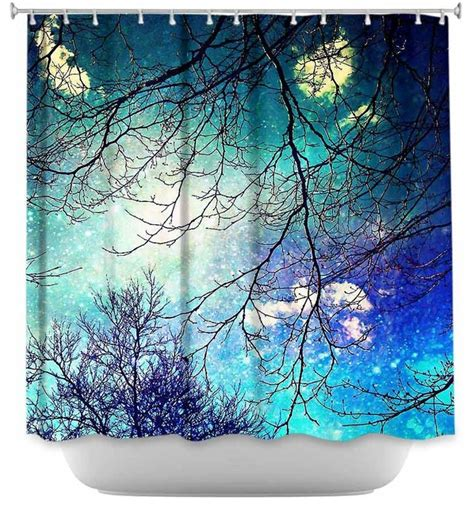 Artistic Shower Curtains by Shower Curtain Artistic Sky Shower