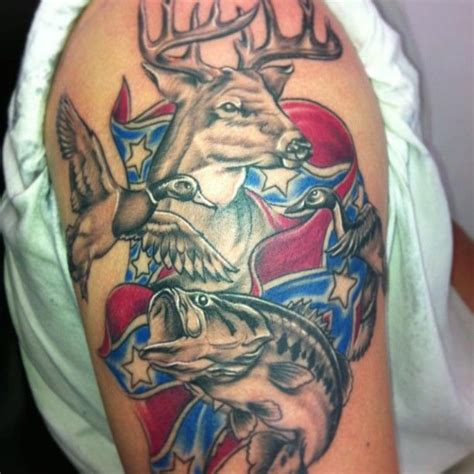 redneck tattoo ideas for men www pixshark com images