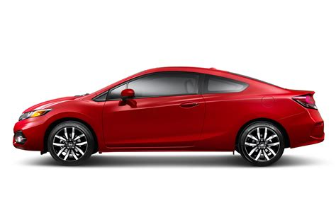 honda 2014 civic 2014 honda civic side view photo 8
