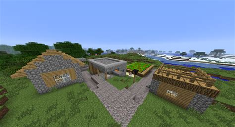 small villages minecraft 1 2 seed small village with 3 diamonds