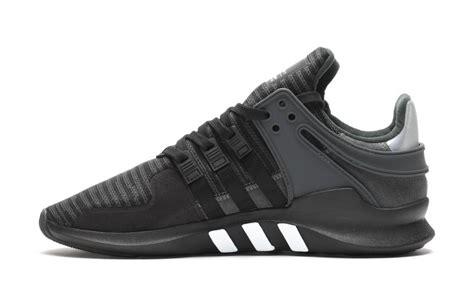 Sepatu Adidas Eqt Cushion Support Adv White Black Premium Quality adidas eqt support adv black sneaker bar detroit