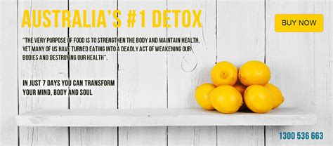 Withdrawal Detox Diet by How To Burn For The Lemon Detox Diet Program