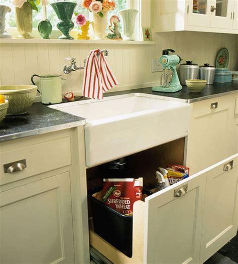 under sink kitchen cabinet farmhouse sink ideas for cottage style kitchens under