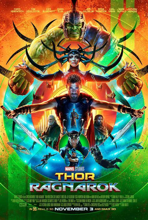 marvels thor ragnarok thor ragnarok 2017 poster 15 trailer addict