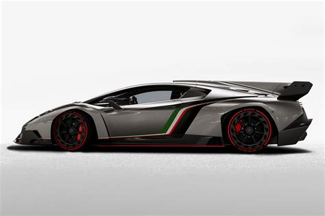 4 Million Dollar Lamborghini Model Lamborghini Unveils The 4 7 Million Usd Veneno For Its