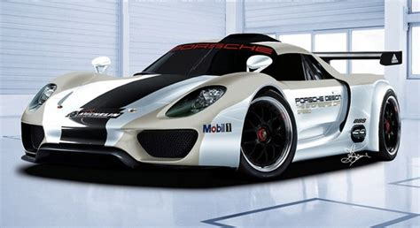 porsche 918 rsr spyder porches 918 rsr hybrid will be developed alongside spyder