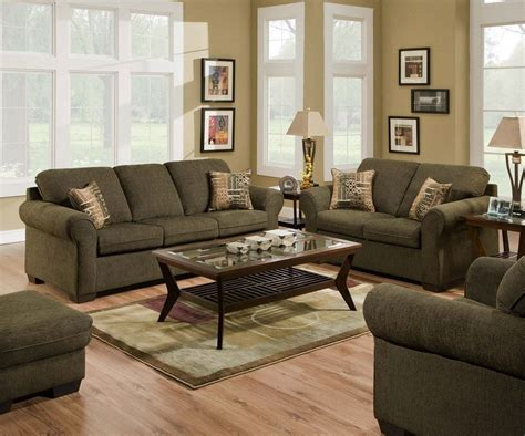 simmons living room furniture simmons 1640 sofa loveseat chair ottoman living room set