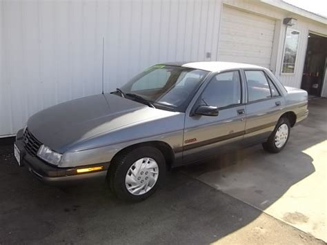 how it works cars 1993 chevrolet corsica windshield wipe control 1990 chevrolet corsica for sale in center point ia 3629