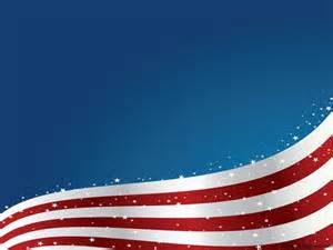 Patriotic Powerpoint Template by White Blue Background Powerpoint Clipartsgram