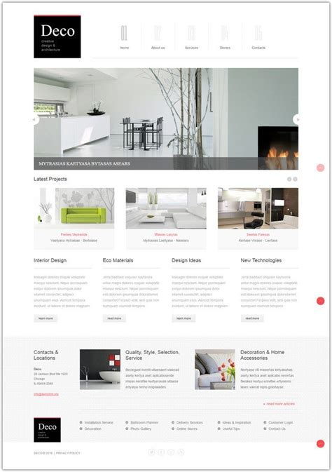 Design Joomla Template home design joomla template 28 images interior design joomla template 29188 interior design