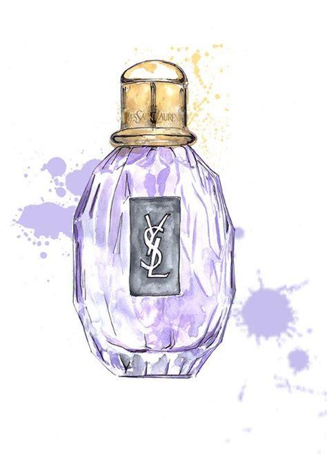 ysl design inspiration ysl parisienne perfume illustration my work pinterest