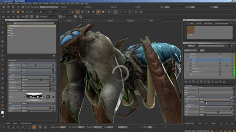 best texture painting software the foundry supports learning and development with free