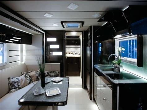 wohnwagen einrichtungsideen 100 fantastische wohnmobile luxus auf r 228 dern