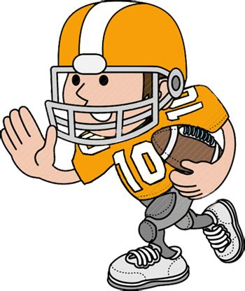 football player clip football clipart for t shirts clipart panda free