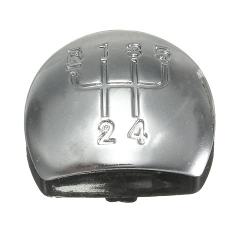renault 4 gear shift chorm gear shift knob cap cover insert for renault clio 2