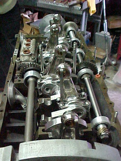 Porsche 917 Motor by Porsche 917 V12 Motor Seziert Motofreibeuter