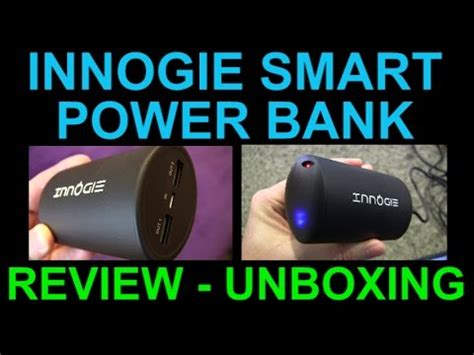 Promo Terbatas Power Bank Smart 10400 Mah With Qualcomm Charge innogie smart power bank 10400 mah power external battery charger review unboxing