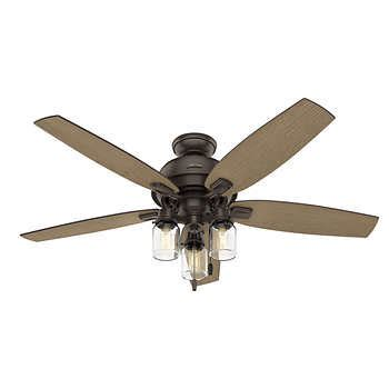 ceiling fans at costco aubrundale led 52 in ceiling fan