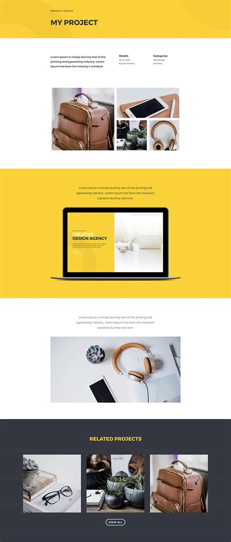 themes for design agencies download a free impressive design agency layout pack for