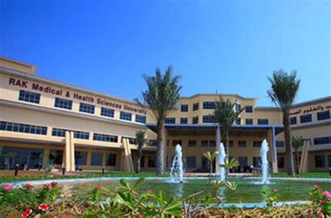Mba Universities In Ras Al Khaimah by Ras Al Khaimah And Health Sciences