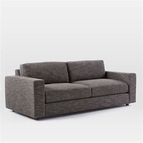 loveseats and couches urban sofa west elm