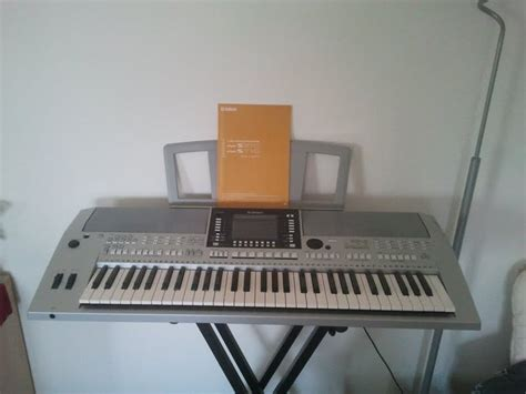 Keyboard Yamaha Psr S710 yamaha psr s710 image 346496 audiofanzine