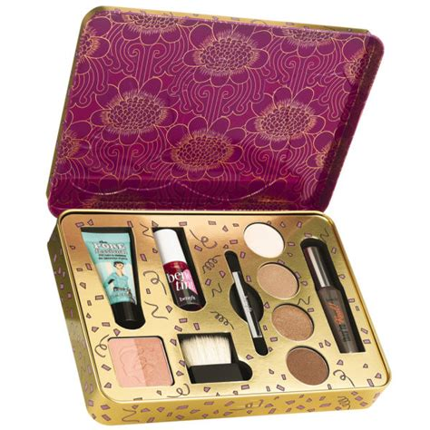 Free Benefit Palette With New Magazine by Benefit Groovy A Gift Set Limited Edition