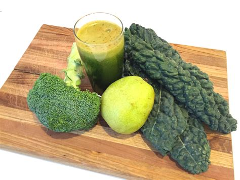 Green Detox Juice Calories by Green Detox Juice