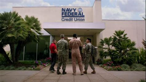 Navy Federal Credit Union Military - navy federal credit union tv commercial branches ispot tv