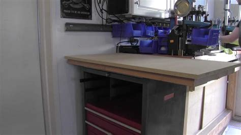 youtube reloading bench reloading bench upgrades make a bigger solid work