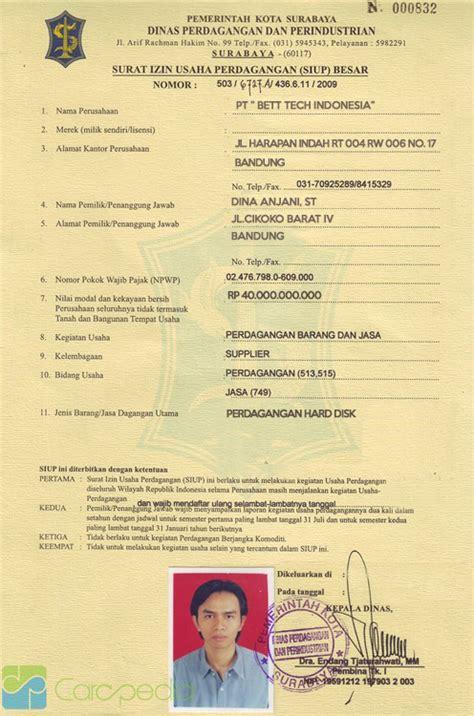 membuat npwp jogja kusuma astuti pt bett tech indonesia