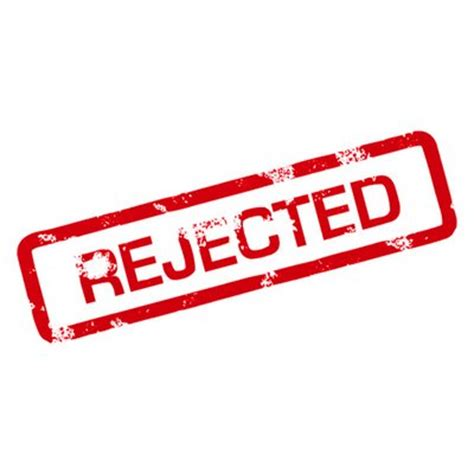 Why Should We Reject You Mba by 19f6b Rejected Jpg