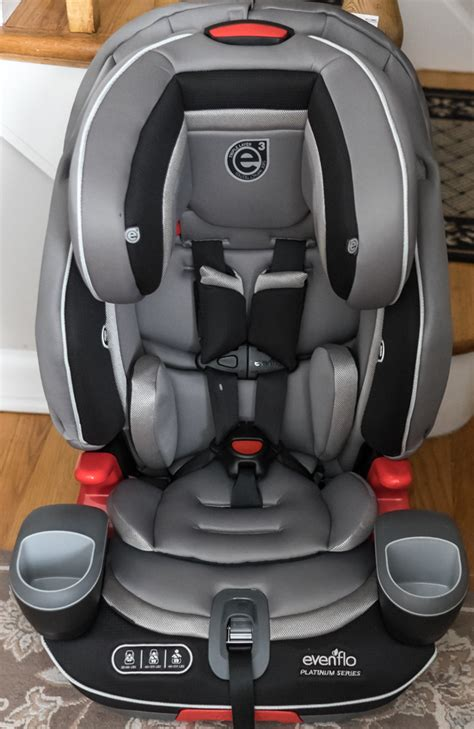 evenflo platinum evolve    combination seat