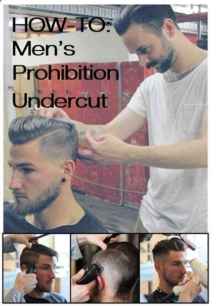 mens prohibition hairstyles 87 best images about haircut on pinterest beard growth