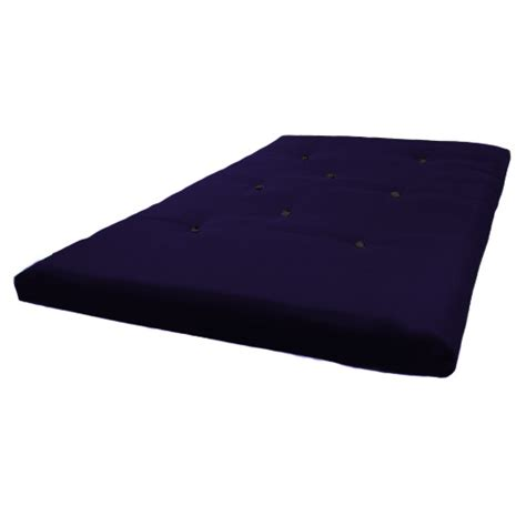 Replacement Mattress For Futon by All Sizes Replacement Futon Mattress 9 Colours Freepost Ebay