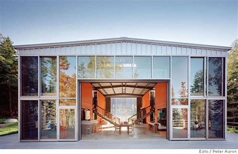 shipping containers deliver innovative elegant homes innovative architects turn used shipping containers into