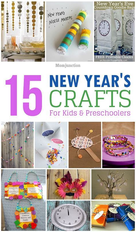 new year craft ideas 1000 ideas about new year s crafts on family crafts crafts for and for