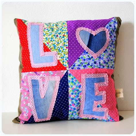 Handmade Pillows - handmade pillow craft ideas