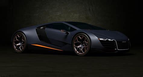 Car Design Types by Type C8 Concept Car Design