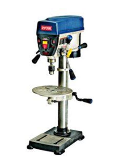 ryobi bench drill press ryobi benchtop drill press woodworking projects plans
