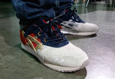 Asics Gel Lyte Iii X 25th Anniversary Concepts concepts x asics gel lyte iii quot 25th anniversary quot sneakernews