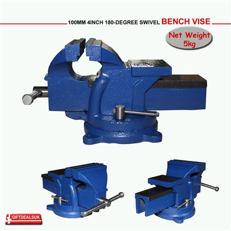 bench vise parts list new 4inch 100mm jaw bench vise engineer workshop clamp