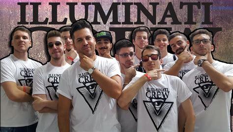 segno degli illuminati illuminati crew i quattro 4 tuttofare