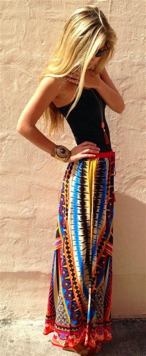 ways  wear  maxi skirt  summer sortashion