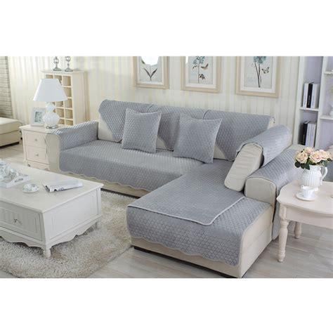 mat furniture cotton sofa mat furniture pad cover slipcover dust