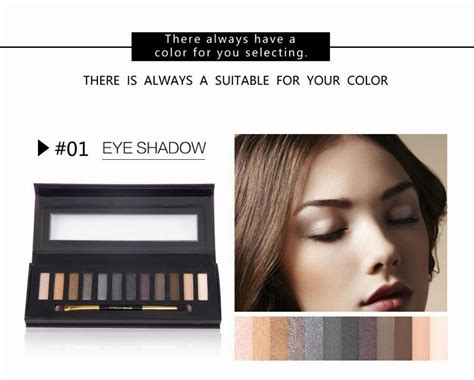 Eyeshadow Palette 12 Color 4 O Two O Original O Two O Palette Eyeshadow Highlighter Glitter And Matte